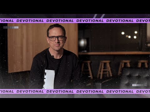 Planetshakers Devotionals - Pastor Clayton Coombs