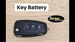 Cambiare batteria chiave FORD MONDEO 4