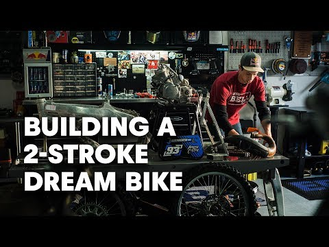 Rebuilding a Honda Two-Stroke Bike | Project Two-Stroke 2.0 | Bike Builds with Aaron Colton - UC0mJA1lqKjB4Qaaa2PNf0zg