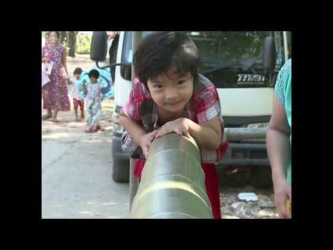 Myanmar: Đấu gối mừng Quốc khánh (VOA)