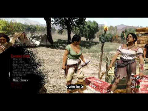 Red Dead Redemption - Rank 50 Multiplayer Characters, Mounts & Titles - UC2wKfjlioOCLP4xQMOWNcgg