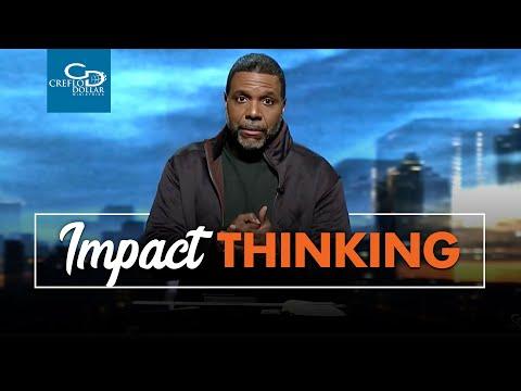 Impact Thinking - Wednesday Service