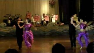 Mambo Latin Dance