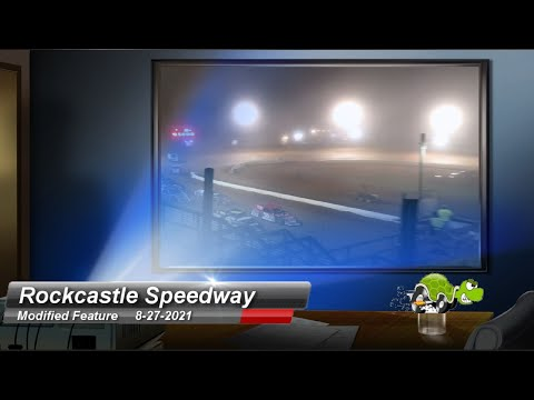 Rockcastle Speedway - Modified Feature - 8/27/2021 - dirt track racing video image
