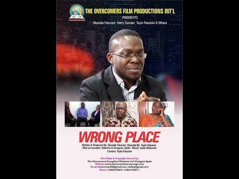 WRONG PLACE MOVIE