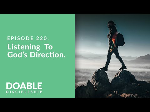 Episode 220: Listening To God's Direction - A Farewell To Brandon Robinson