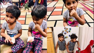 Tips & Tricks Of How I Manage My Twin Kids//What Do I Teach My Kids??//Tamil vlog USA