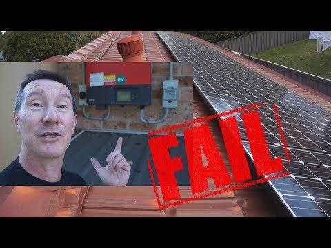 EEVblog #1217 - My Home Solar Power System FAILED! - UC2DjFE7Xf11URZqWBigcVOQ