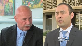Panel: The mayors race is down to two candidates and the District 2 seat was swept away by Karbassi