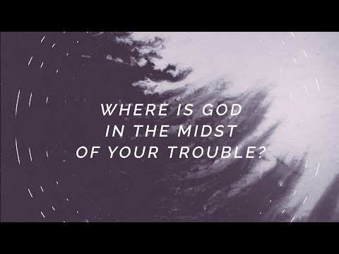 Joseph Prince - Where Is God In The Midst Of Your Trouble Trailer