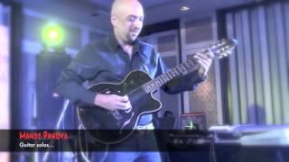 Manoj Pandya Guitar solo... - lambada , Sufi