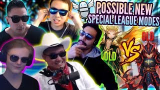 NEW Special League Modes?! BUFFS / NERFS - Brainstorm Day! SWC Coming SOON! - Summoners War
