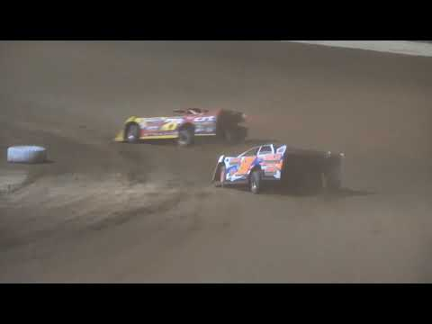 River Days Rumble 50 from Portsmouth Raceway Park, September 4th, 2021. - dirt track racing video image