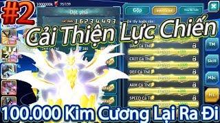 Củng Cố Sức Mạnh Champion Tháng 8,Đột Phá Chay 100.000 Kim Cương Tiếp Theo Cho Mega Necrozma
