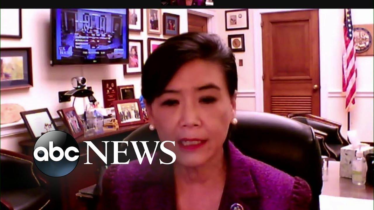 Rep. Judy Chu: 'My heart is broken' over Atlanta attack
