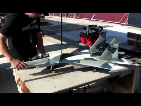 Su- 35 EDF Vectoring Thrust Jet ( Near Death Experience!) Youtwoba RC - UCZo5H7zYQQBikiQuyvWpMlg