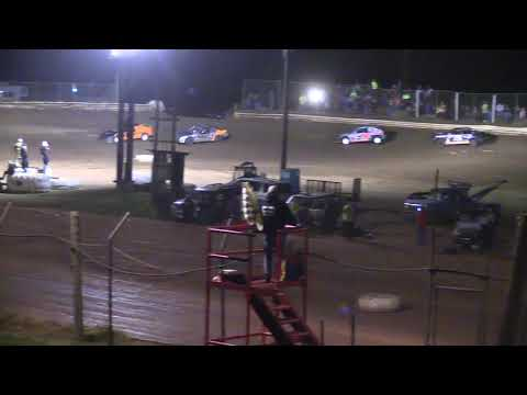 Midway Speedway 4 Cylinder Special 9-26-2020 - dirt track racing video image