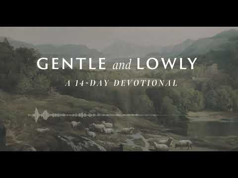 Day 2: The Touch of Compassion (Gentle and Lowly: A 14-Day Devotional)