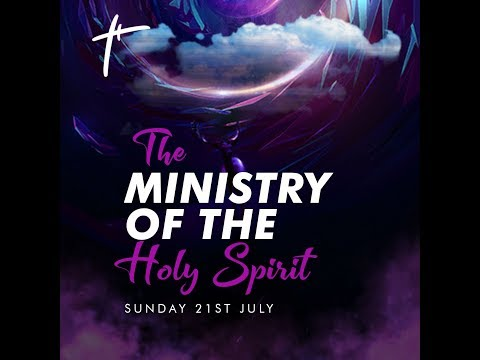 The Ministry Of The Holy Spirit  Pst. Bolaji Idowu  Sun 21st Jul, 2019  3rd Service