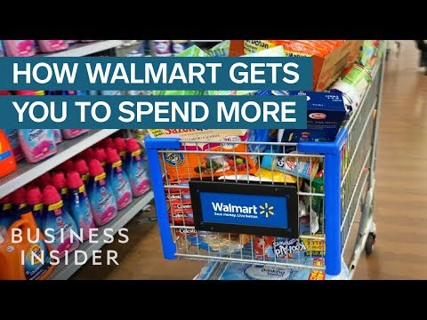 Sneaky Ways Walmart Gets You To Spend Money - UCcyq283he07B7_KUX07mmtA