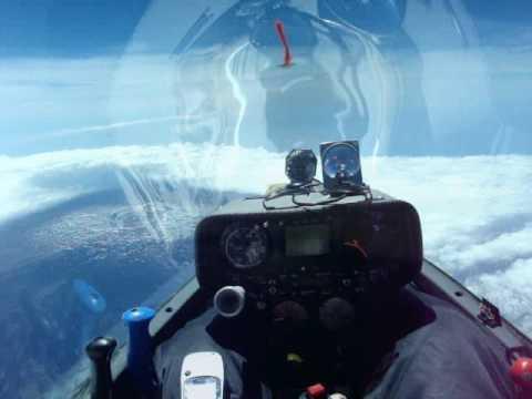 Hawaii Glider Record Altitude Mountain Wave Flight - UCqFBKSmEothP1Z1rUSmUaEA