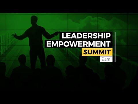 Leadership Empowerment Summit  08-07-2021  Winners Chapel Maryland