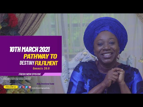 Dr Becky Paul-Enenche - SEEDS OF DESTINY  WEDNESDAY MARCH 10, 2021