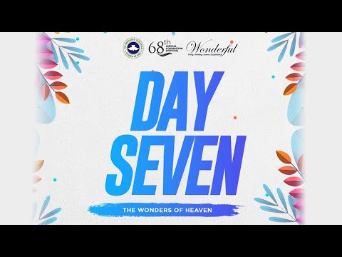 RCCG HOLY GHOST CONVENTION 2020 - DAY 7  THANKSGIVING SERVICE