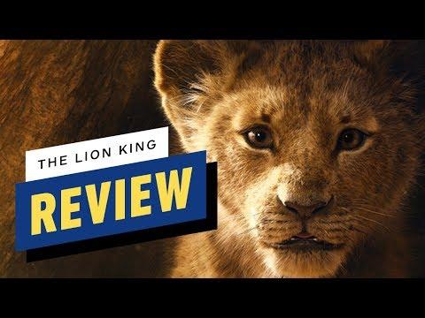 The Lion King (2019) - Review - UCKy1dAqELo0zrOtPkf0eTMw
