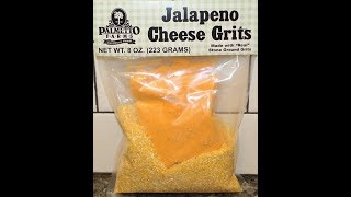 Palmetto Farms Carolina's Finest Jalapeno Cheese Grits Review