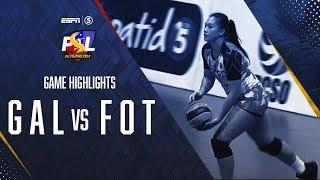 Highlights: Generika-Ayala vs. Foton | PSL All-Filipino Conference 2019
