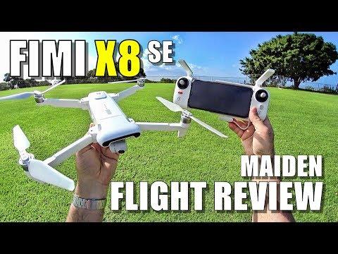 Xiaomi FIMI X8 SE Maiden Flight Test Review - [Lots of Pros & Lots of Cons] - UCVQWy-DTLpRqnuA17WZkjRQ