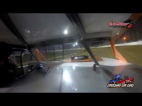 #38 Robert Page - Usra B-Modifed - 10-16-2021 Outlaw Motor Speedway - In Car Camera - dirt track racing video image
