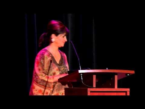 Anjoman Honar va Adabiyat Vancouver - معرفی برنامه و سخنرانی مجید میرزایی