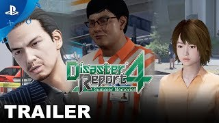 Disaster Report 4: Summer Memories - Those Who Remain: Character Trailer | PS4