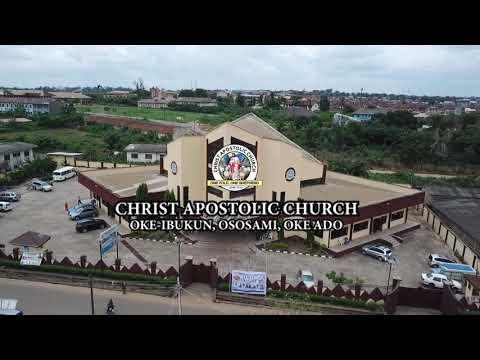 CAC OKE-IBUKUN, OKE-ADO DCC ANNUAL REVIVAL is here again, #OSOSAMI2021. Don't miss it...