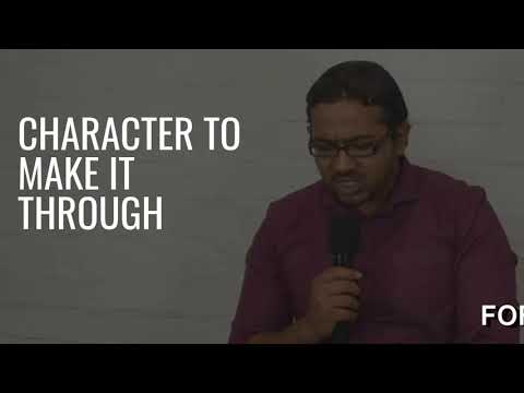 TRIED AND TESTED CHARACTER WILL KEEP YOU BLESSED, Daily Promise and Powerful Prayer