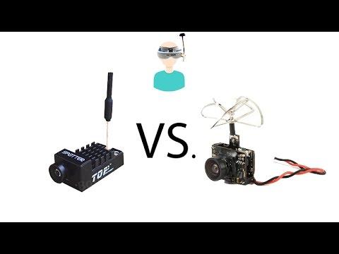 Mini Transmitter Camera Combo Vs. Eachine TX03 - UCOs-AacDIQvk6oxTfv2LtGA