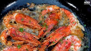 Gambero Rosso - World's Most Expensive Prawns