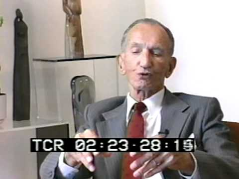 Karski recalls the atmosphere after mobilization and the outbreak of the war in an interview with E. Thomas Wood.