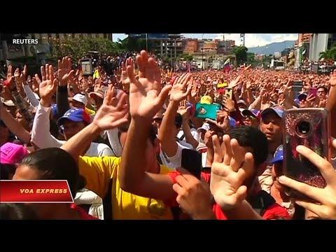 Truyền hình VOA 6/2/19 (Mùng 2 Tết Kỷ Hợi): Maduro quyết không để Venezuela là 'Việt Nam mới'