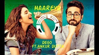 Hareeya (Rock Version) ft. Ankur Dutta - dego , Jazz