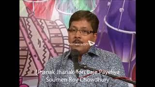 Jhanak Jhanak tori baje payeliya- Manna Dey Classi - s_roychowdhuryin , Metal