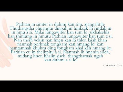 DEVOTION NI (14) NAK  THUTHANGHA HRANGIH RINTLAKMI