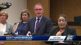 Coroner: Dayton gunman has drugs in his system