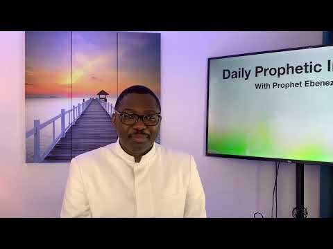 Prophetic Insight April 6 2021