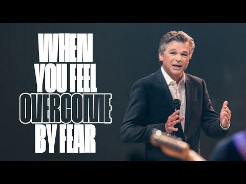 When You Feel Overcome By Fear  Pastor Jentezen Franklin