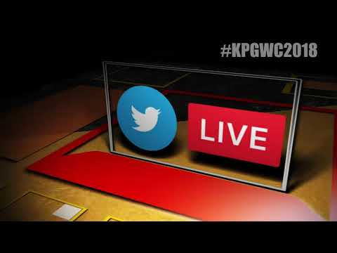 #KPGWC2018- YOU CAN JOIN US LIVE VIA ANY OF THESE PLATFORMS