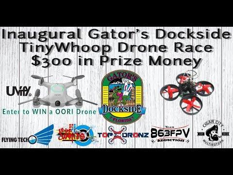 Gators Dockside Tiny Whoop FPV Racing - UC18kdQSMwpr81ZYR-QRNiDg