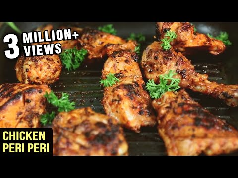 How To Make Chicken Peri Peri | African Barbeque Chicken Recipe | The Bombay Chef - Varun Inamdar - UChYpOn9tfcJkfjq7e0KaAhw